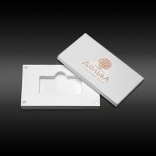 Футляр для флеш-пам'яті модель 1 білий