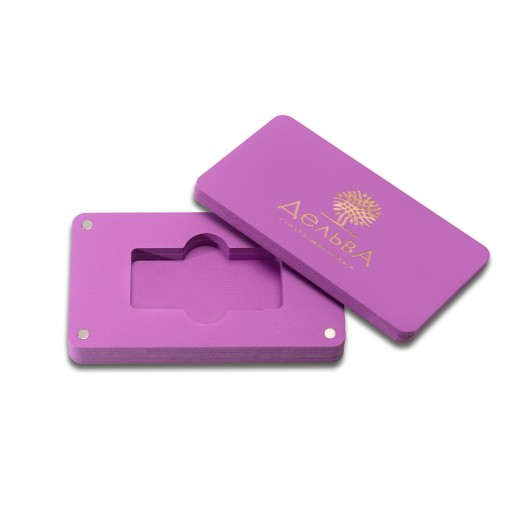 Футляр для флеш-пам'яті модель 2 фіолетовий