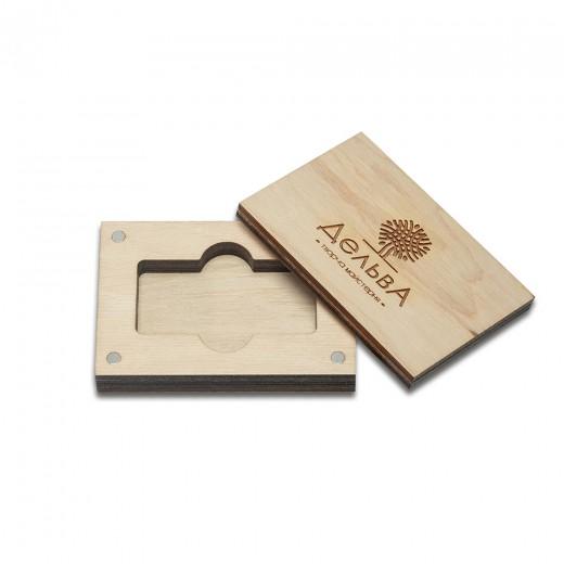 коробка для флеш-пам'яті модель 3 лак