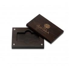 Футляр для флеш-пам'яті модель 3 палісандр