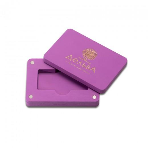 коробка для флеш-пам'яті модель 4 фіолетовий