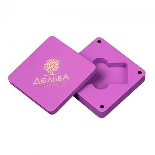 Футляр для флеш-пам'яті модель 6 фіолетовий
