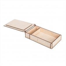 Коробка для фото з відділенням для флеш-пам'яті модель 2 фото 10х15 шліфування