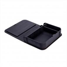 Коробка для фото з відділенням для флеш-пам'яті модель 3 фото 10х15 чорний