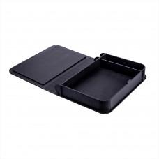 Коробка для фото з відділенням для флешки модель 3 фото 15х21 чорний