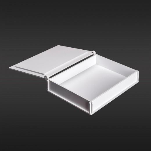 Коробка для фото модель 1 фото 15х21 білий