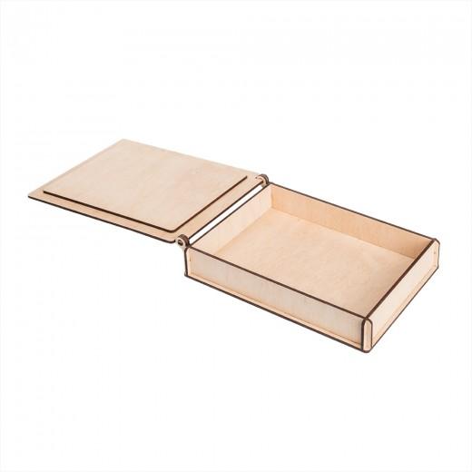 Коробка для фото модель 2 фото 15х21 шліфування