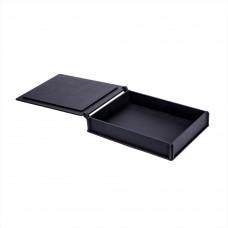 Коробка для фото модель 2 фото 15х21 чорний