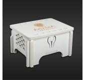 Коробка для флеш-пам'яті модель 1 білий