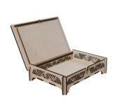 Коробка для фото модель 3 фото 10х15 шліфування