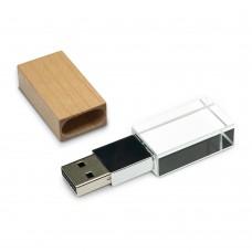 Флеш-пам'ять модель 7 USB 2.0 16 Гб лак