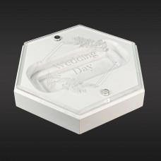 Футляр для флеш-пам'яті модель 12 білий