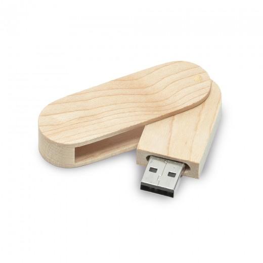 Флеш-пам'ять модель 2 USB 2.0 32 Гб лак