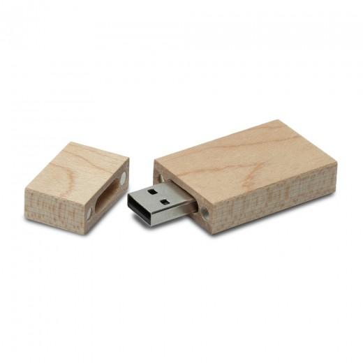 Флеш-пам'ять модель 3 USB 2.0 16 Гб лак