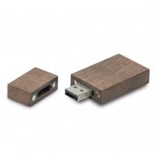 Флеш-пам'ять модель 3 USB 2.0 32 Гб палісандр
