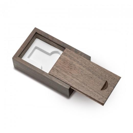 Футляр для флеш-пам'яті модель 4 палісандр